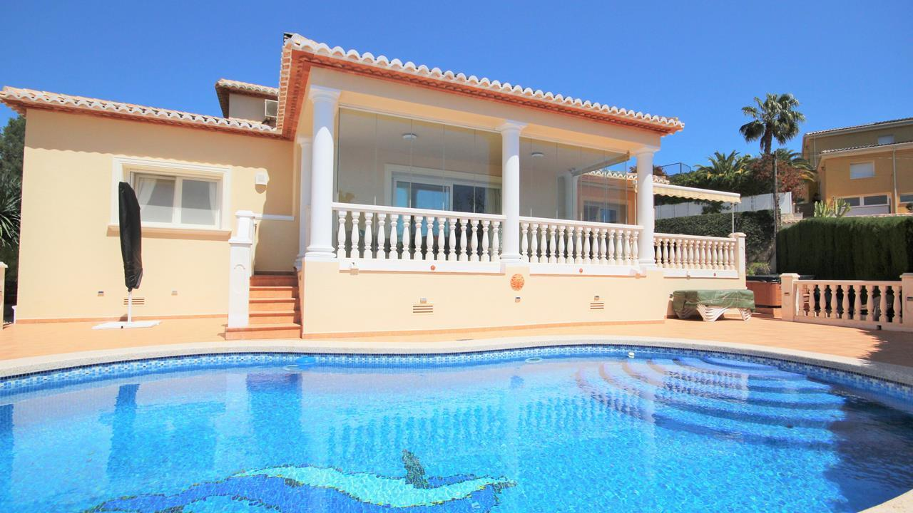 For sale: 3 bedroom house / villa in Calp / Calpe