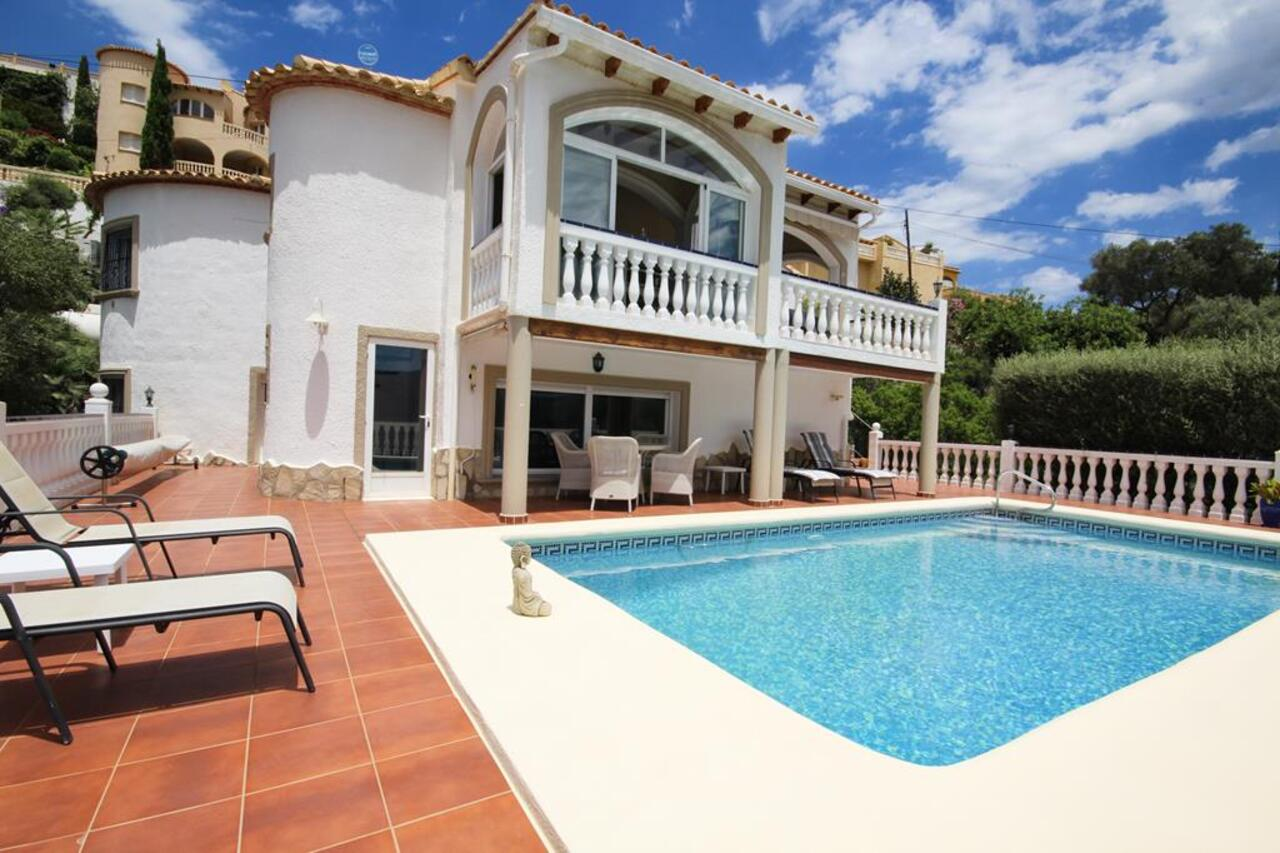4 bedroom house / villa for sale in Sanet Y Negrals, Costa Blanca