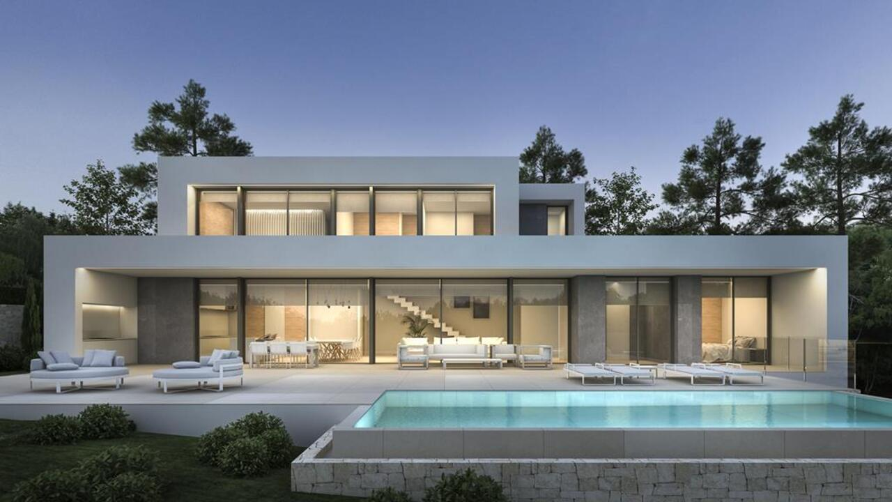 For sale: 4 bedroom house / villa in Moraira, Costa Blanca