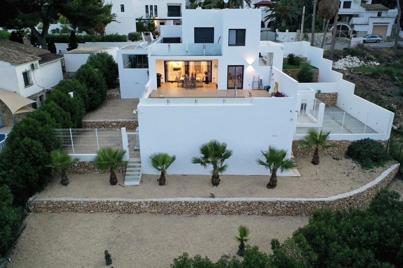 For sale: 7 bedroom house / villa in Moraira, Costa Blanca